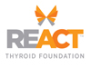 React Thyroid Foundation logo
