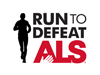 Run to Defeat ALS logo
