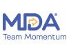 MDA Team Momentum logo