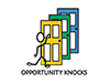 Opportunity Knocks logo