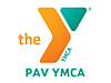 The PAV YMCA logo