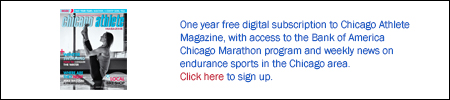 Chicago Athlete promotion