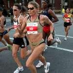 2008 Constantina Dita 2004 Chicago Marathon Champion Constantina Dita
