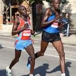 Evans Cheruiyot and David Mandago Elite Athletes Evans Cheruiyot and David Mandago