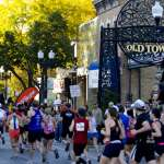 Old Town Continuing south participants find themselves at the gates of Old Town.
