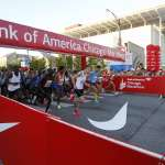 Bank of America Chicago Marathon Start