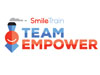 Smile Train Team Empower logo