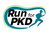 Run for PKD logo
