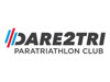 Dare to Tri Paratriathlon Club logo