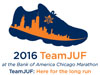 Team JUF logo