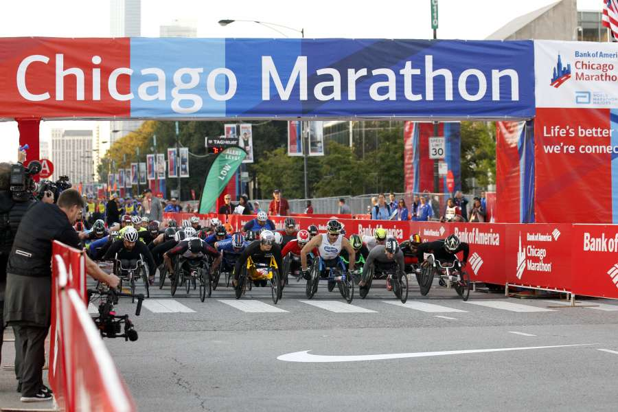 Wheelchair Marathon