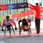 Men Wheelchair finish