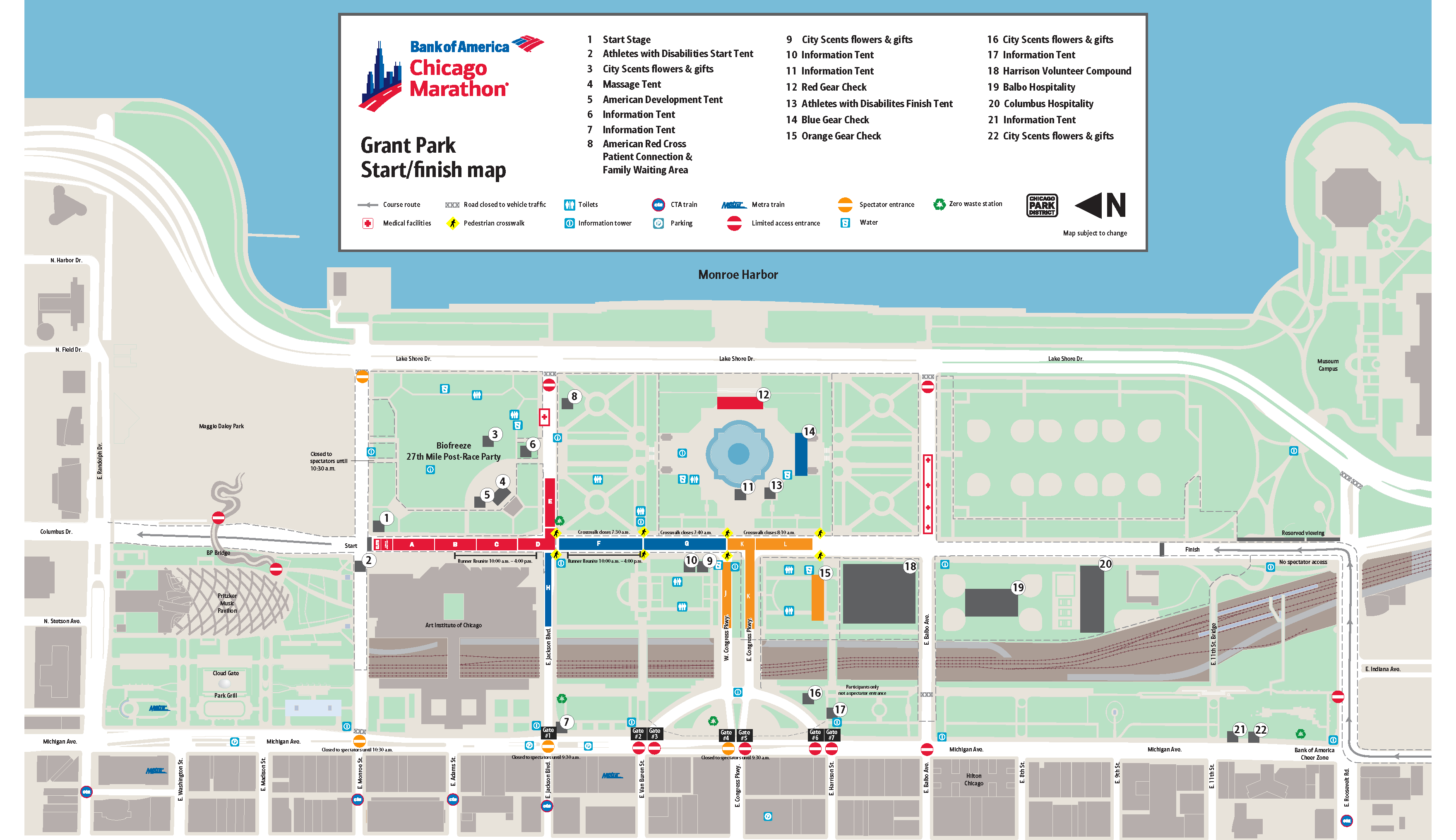 Chicago Marathon Course Map fill in map map of oahu on