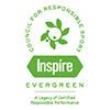 Evergreen inspire seal