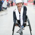 Women's Wheelchair Champion